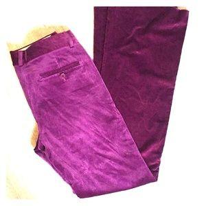 Elegant Velvet Trousers in EUC !